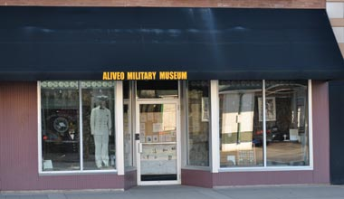 The Aliveo Military Museum